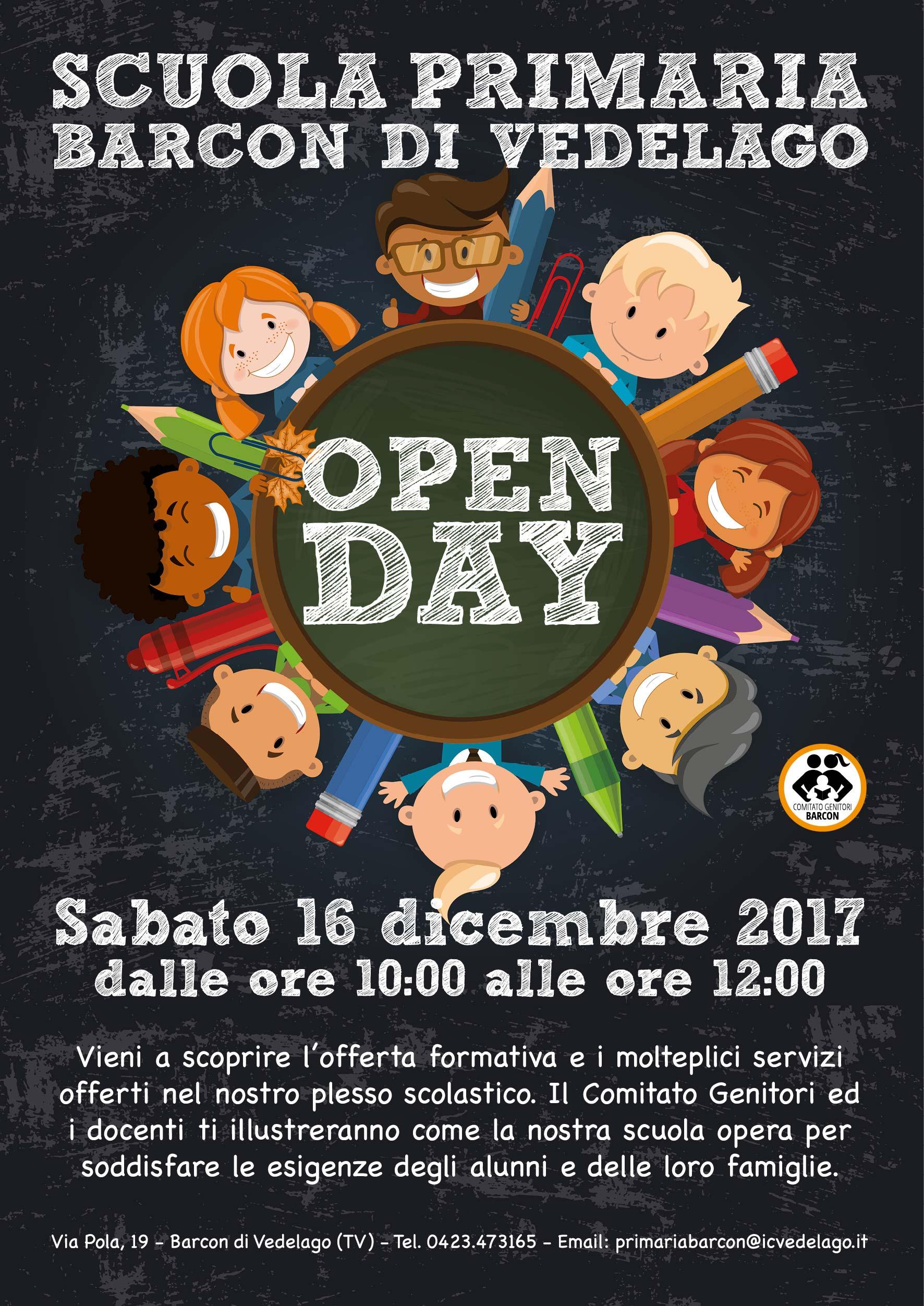 OPEN DAY – Scuola Primaria